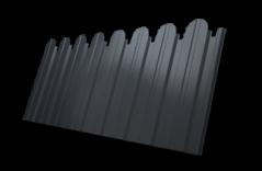 Фигурный забор профнастил