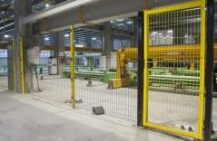 Сварные ограждения для промышленных объектов