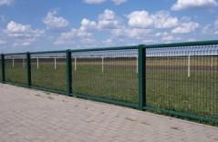 Сварные газонные ограждения