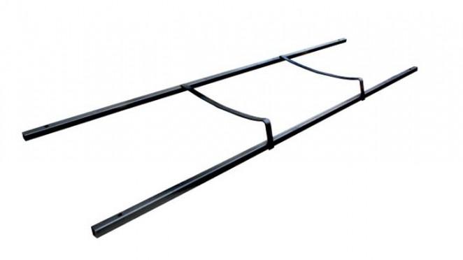 Нижняя рама скамейки «Лоза» Вес – 3.55 кг. (Труба 25*25/30*20мм)