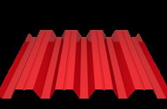 Профнастил Н60х845